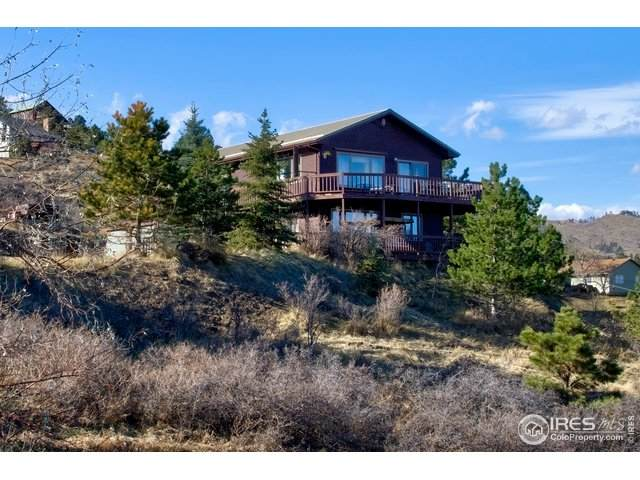 6000 Red Cedar Dr, Bellvue, CO 80512 (MLS #929000) :: Downtown Real Estate Partners