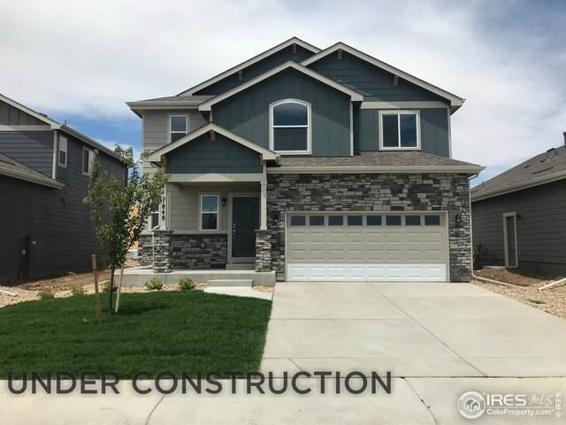 867 Emerald Lakes St, Severance, CO 80550 (#929202) :: Hudson Stonegate Team