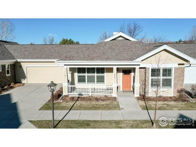 4751 Pleasant Oak Dr C-70, Fort Collins, CO 80525 (MLS #929287) :: June's Team