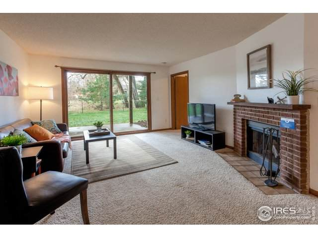 1231 W Swallow Rd #314, Fort Collins, CO 80526 (MLS #929320) :: 8z Real Estate