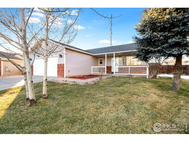 3305 Masterson Ct, Evans, CO 80620 (MLS #929361) :: Wheelhouse Realty