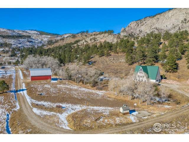 644 Lakeview Dr, Drake, CO 80515 (MLS #929439) :: Tracy's Team