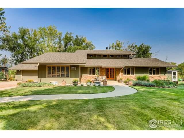 3027 Middle Fork Rd, Boulder, CO 80302 (MLS #929633) :: Downtown Real Estate Partners