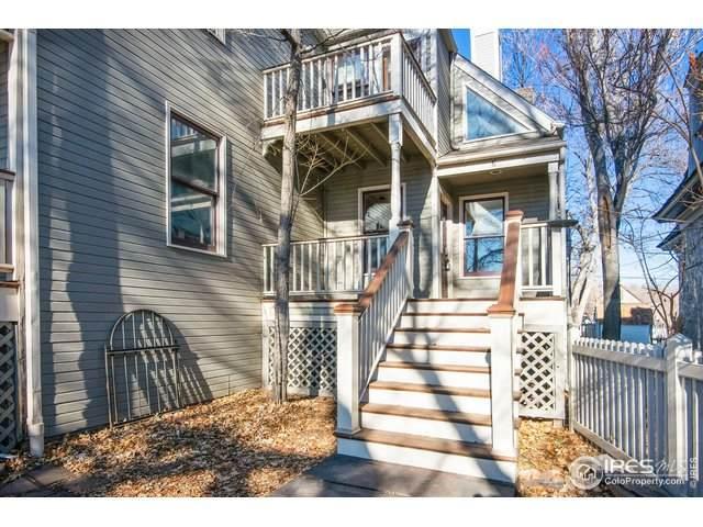 2135 Spruce St #6, Boulder, CO 80302 (MLS #929760) :: 8z Real Estate