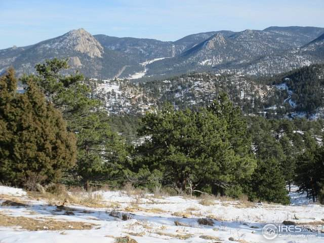 Address Not Published, Estes Park, CO 80517 (MLS #929780) :: Downtown Real Estate Partners