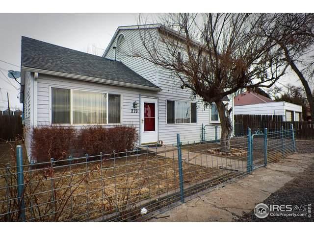 219 Ellsworth St, Brush, CO 80723 (MLS #929970) :: 8z Real Estate