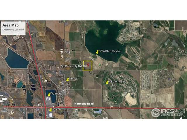 5536 E County Road 40, Fort Collins, CO 80525 (MLS #929984) :: RE/MAX Alliance