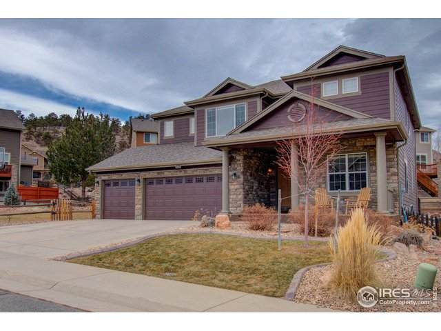 121 Falcon Ln, Lyons, CO 80540 (MLS #930525) :: J2 Real Estate Group at Remax Alliance