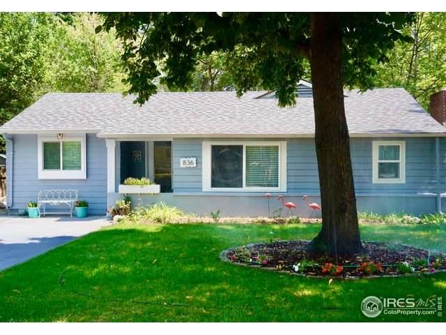 836 Vivian St, Longmont, CO 80501 (MLS #930719) :: Hub Real Estate