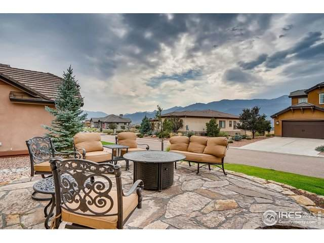 2933 Cathedral Park Vw, Colorado Springs, CO 80904 (MLS #930885) :: J2 Real Estate Group at Remax Alliance