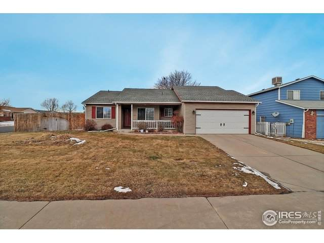169 49th Ave Ct, Greeley, CO 80634 (MLS #931044) :: Hub Real Estate