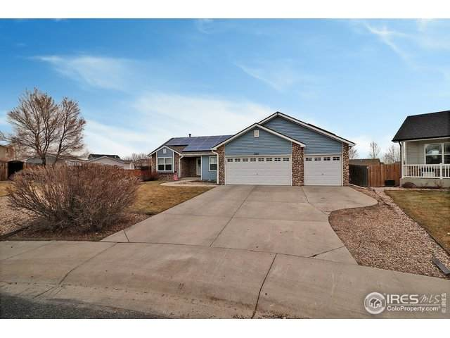 2901 Swan Point Ct, Evans, CO 80620 (MLS #931063) :: J2 Real Estate Group at Remax Alliance