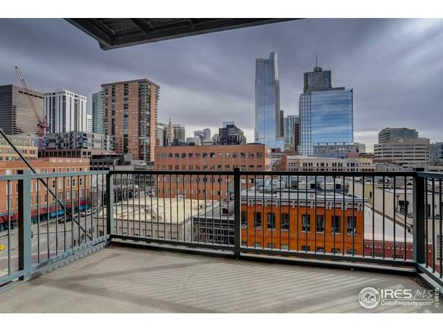 1499 Blake St 6G, Denver, CO 80202 (#931111) :: Mile High Luxury Real Estate