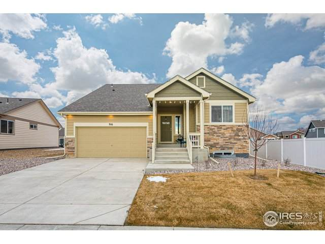 916 Barasingha St, Severance, CO 80550 (MLS #931224) :: Hub Real Estate