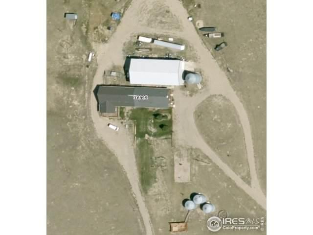 36995 Highway 14, Briggsdale, CO 80611 (MLS #931288) :: HomeSmart Realty Group