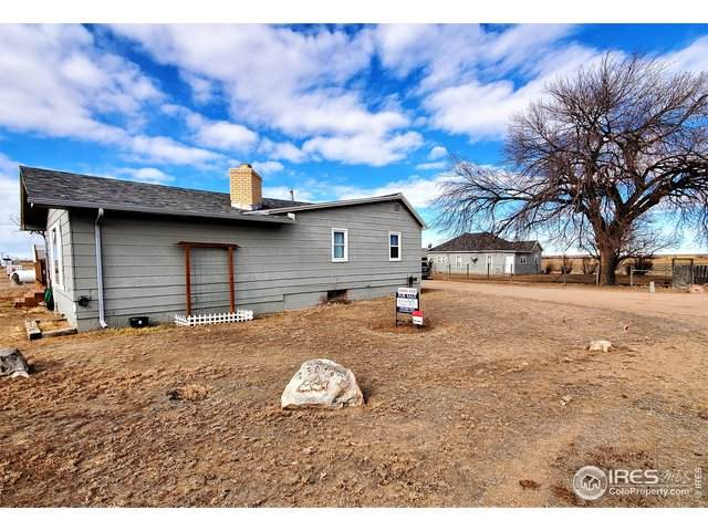 23019 Co Rd 33.5, Hillrose, CO 80733 (MLS #931418) :: Wheelhouse Realty