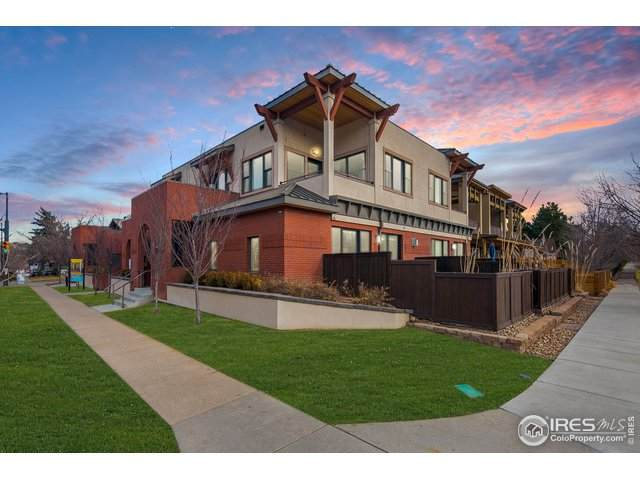 2400 Broadway St #1, Boulder, CO 80304 (MLS #931443) :: Jenn Porter Group