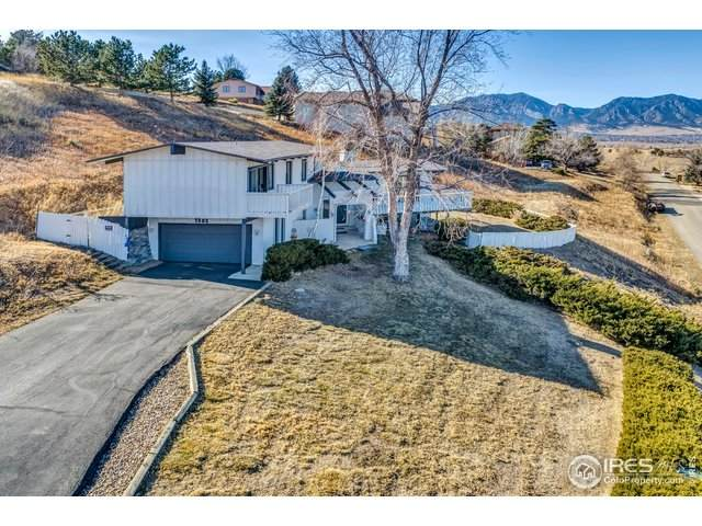 7302 Spring Ct, Boulder, CO 80303 (MLS #931574) :: Hub Real Estate