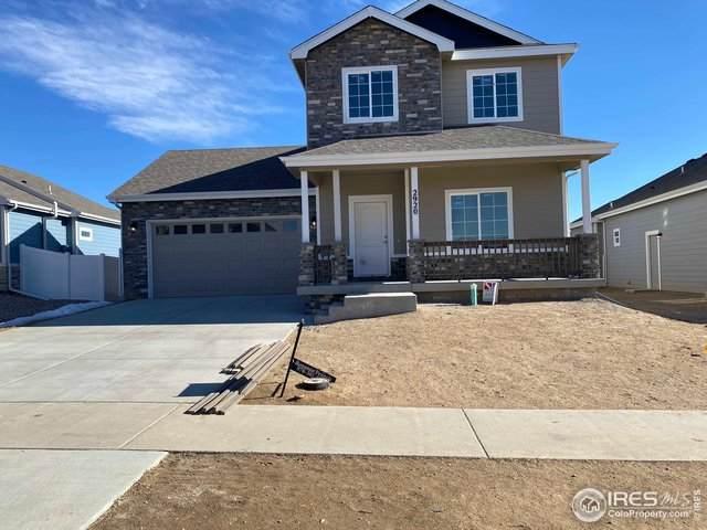 2920 68th Ave, Greeley, CO 80634 (MLS #931600) :: Wheelhouse Realty