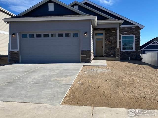 2922 68th Ave, Greeley, CO 80634 (MLS #931612) :: Wheelhouse Realty