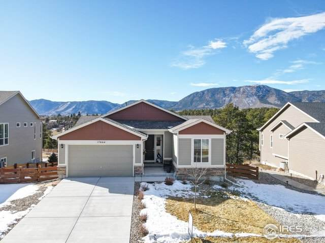 17664 Lake Side Dr, Monument, CO 80132 (MLS #931850) :: 8z Real Estate