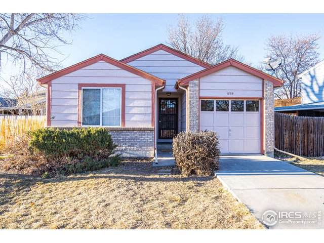 1809 Rice St, Longmont, CO 80501 (MLS #931870) :: Tracy's Team
