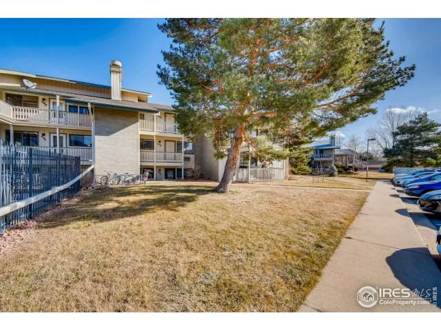 645 Manhattan Pl #205, Boulder, CO 80303 (MLS #931888) :: RE/MAX Alliance