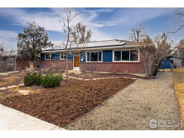 770 37th St, Boulder, CO 80303 (MLS #931918) :: RE/MAX Alliance