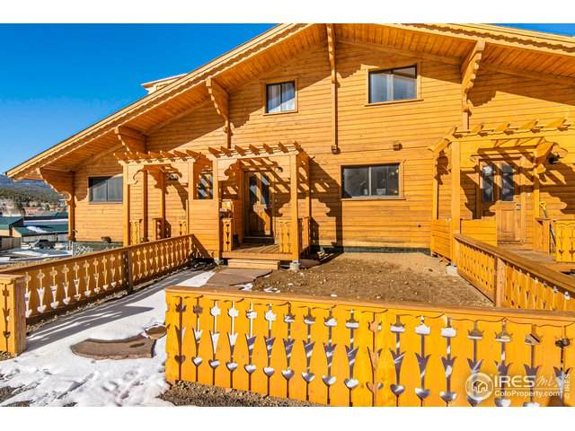 187 Conger Dr #103, Nederland, CO 80466 (#931934) :: Compass Colorado Realty