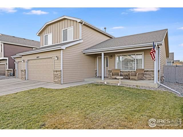 8977 Flaming Arrow Ave, Wellington, CO 80549 (MLS #931937) :: Bliss Realty Group