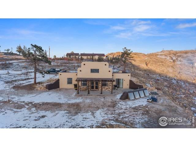 616 Horse Mountain Dr, Livermore, CO 80536 (MLS #931977) :: Downtown Real Estate Partners