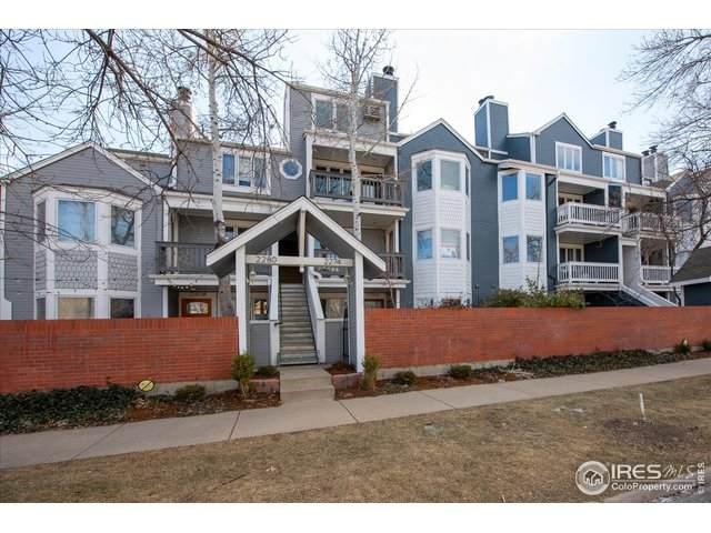 2274 Spruce St A, Boulder, CO 80302 (MLS #932032) :: 8z Real Estate