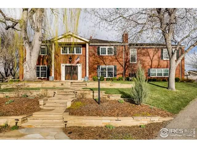 6950 Cordwood Ct, Boulder, CO 80301 (#932274) :: Realty ONE Group Five Star