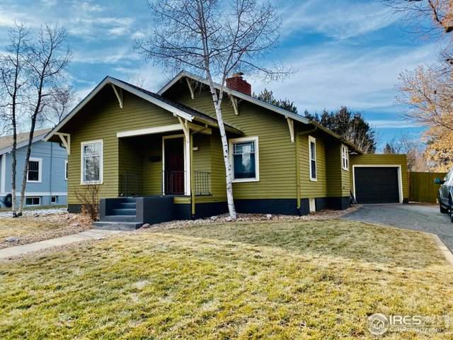 1915 13th Ave, Greeley, CO 80631 (MLS #932305) :: 8z Real Estate