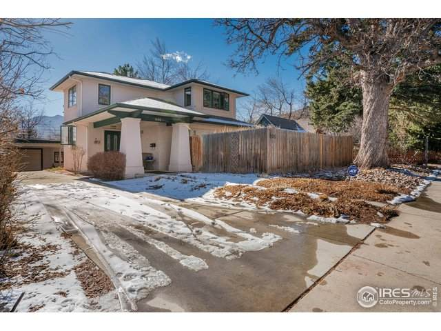 806 Hawthorn Ave, Boulder, CO 80304 (#932506) :: Mile High Luxury Real Estate