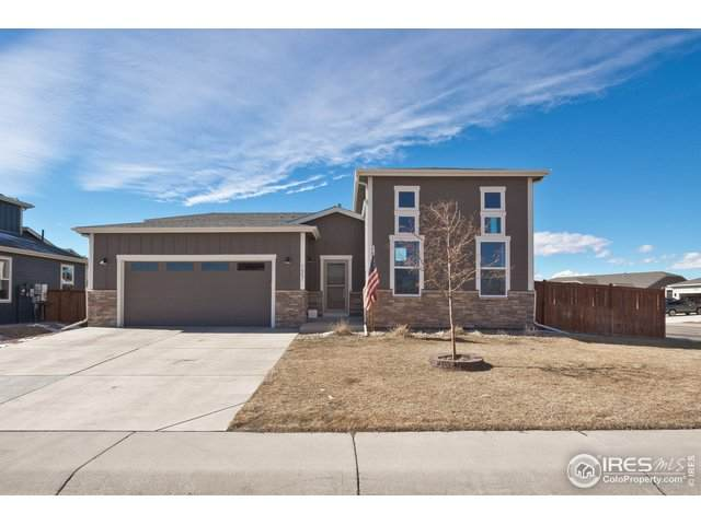7551 Starkweather Dr, Wellington, CO 80549 (MLS #932507) :: Tracy's Team
