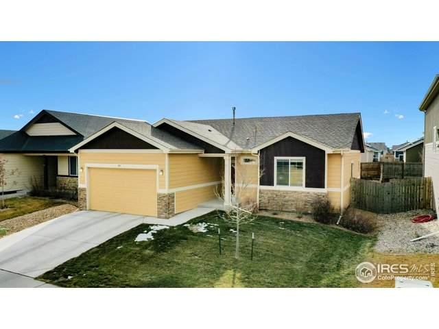 891 Village Dr, Milliken, CO 80543 (#932699) :: Mile High Luxury Real Estate
