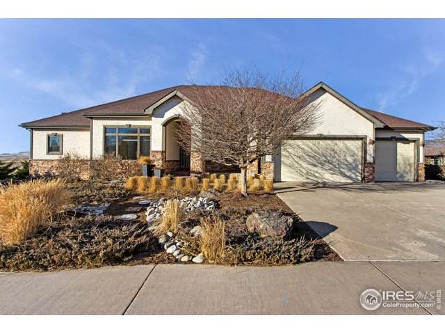 4709 Prairie Ridge Dr, Fort Collins, CO 80526 (MLS #932800) :: The Sam Biller Home Team