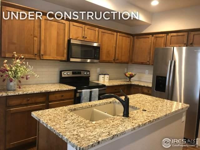 1731 Westward Cir #2, Eaton, CO 80615 (MLS #932827) :: Downtown Real Estate Partners