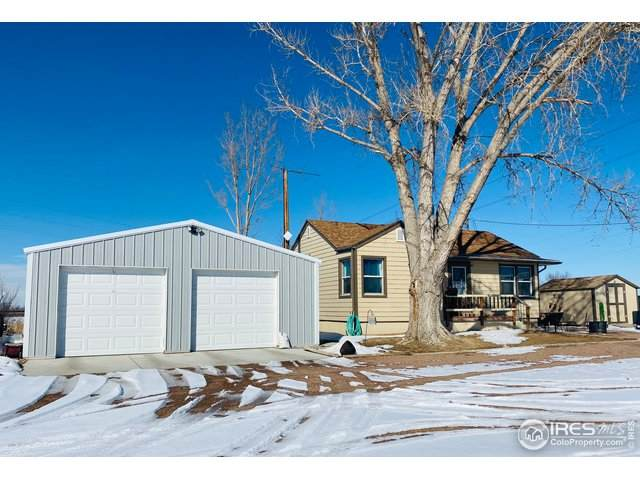 32009 County Road V, Hillrose, CO 80733 (MLS #932988) :: Fathom Realty