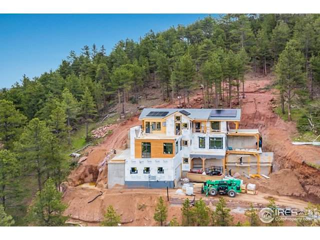 511 Bow Mountain Rd, Boulder, CO 80304 (MLS #933036) :: RE/MAX Alliance