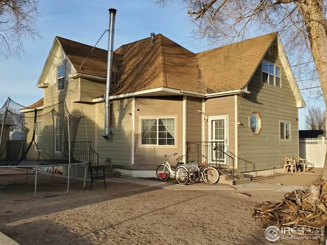224 Jefferson St, Sterling, CO 80751 (MLS #933239) :: Jenn Porter Group