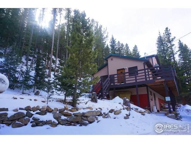 46938 Highway 72, Ward, CO 80481 (#933408) :: iHomes Colorado