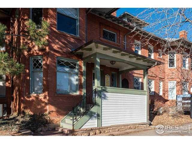 2133 13th St, Boulder, CO 80302 (#933470) :: Mile High Luxury Real Estate