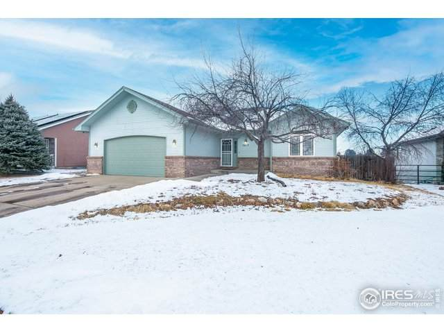 5017 W 12th St Dr, Greeley, CO 80634 (MLS #933538) :: Colorado Home Finder Realty
