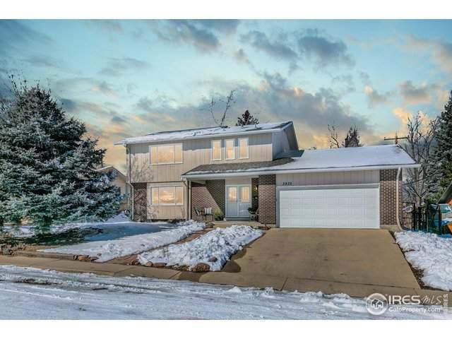 3935 Carlock Dr, Boulder, CO 80305 (MLS #933832) :: 8z Real Estate