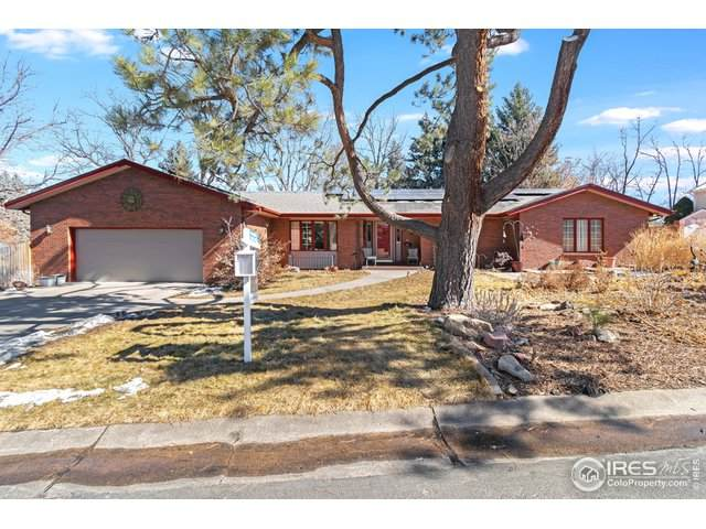 1832 Pinecrest Ln, Greeley, CO 80631 (MLS #933865) :: Wheelhouse Realty
