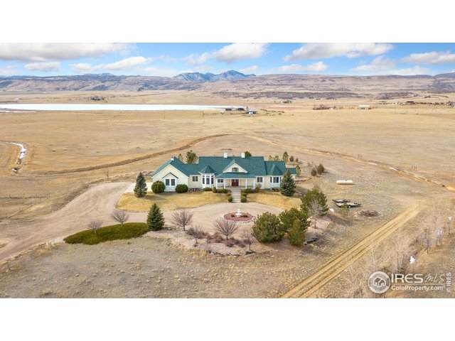 9935 N County Road 19, Fort Collins, CO 80524 (MLS #933938) :: Jenn Porter Group