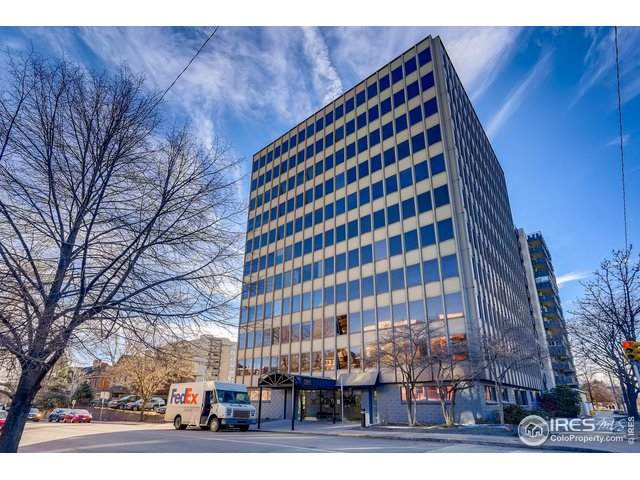 789 N Clarkson St #306, Denver, CO 80218 (#934085) :: James Crocker Team