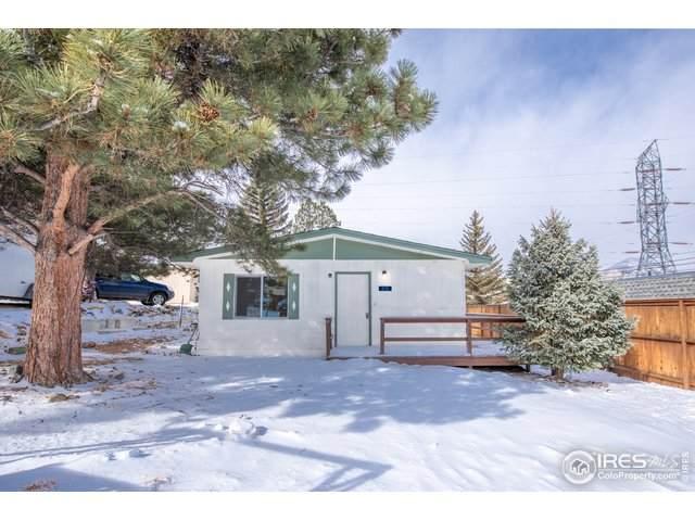 435 Columbine Ave, Estes Park, CO 80517 (MLS #934176) :: Colorado Home Finder Realty